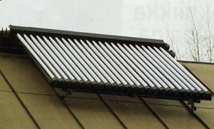 aurinkolämpöjärjestelmä