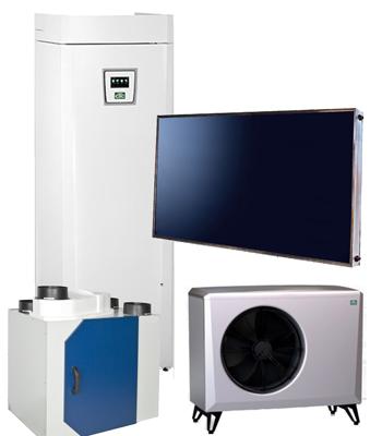 Energia-avustus: ilma-vesilämpöpumppu, aurinkokeräimet ja maalämpö