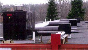 Lämmityskuluja leikattiin investoimalla energiatehokkuuteen
